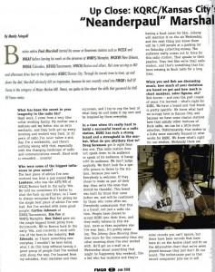 FMQB Magazine 6-08 pg 1