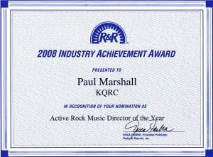 R&R Award